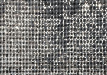 Mosaik in Silber